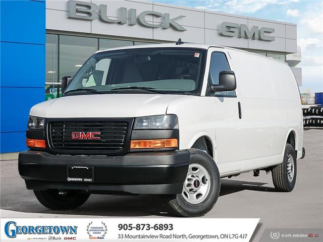 2020 GMC Savana 2500 Work Van (Stk: 30891) in Georgetown - Image 1 of 27