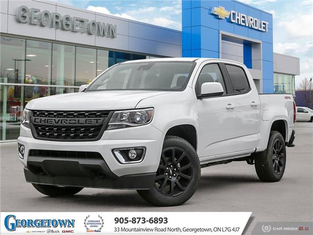 2020 Chevrolet Colorado LT 1GCGTCEN4L1110592 30355 in Georgetown