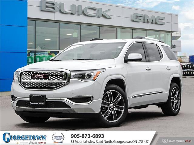 2019 GMC Acadia Denali (Stk: 29557) in Georgetown - Image 1 of 25