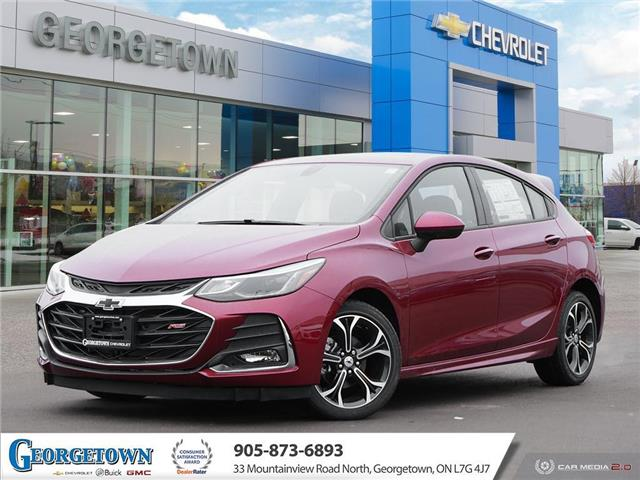 2019 Chevrolet Cruze LT (Stk: 28659) in Georgetown - Image 1 of 26