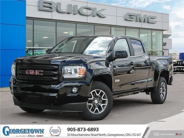 2020 GMC Canyon All Terrain w/Leather (Stk: 30353) in Georgetown - Image 1 of 27