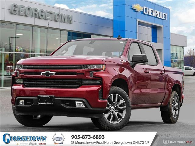 2019 Chevrolet Silverado 1500 RST (Stk: 29377) in Georgetown - Image 1 of 27