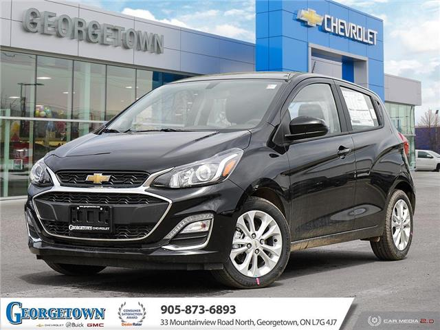 2019 Chevrolet Spark 1LT CVT (Stk: 29205) in Georgetown - Image 1 of 27