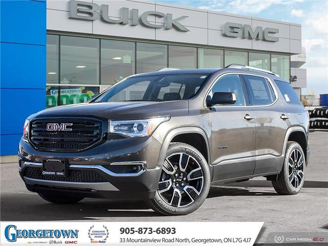 2019 GMC Acadia SLT-1 (Stk: 28554) in Georgetown - Image 1 of 27