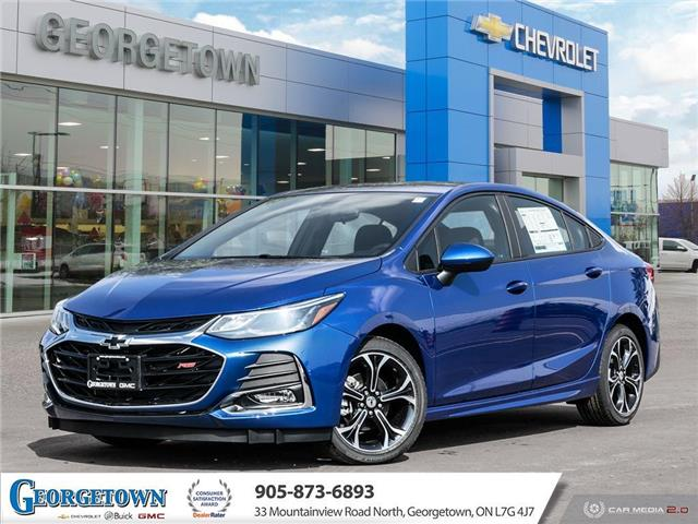 2019 Chevrolet Cruze LT (Stk: 28138) in Georgetown - Image 1 of 27