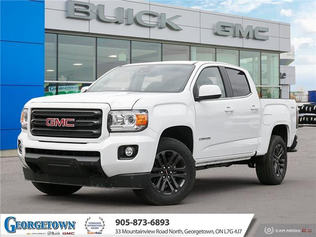 2020 GMC Canyon SLE (Stk: 30354) in Georgetown - Image 1 of 27