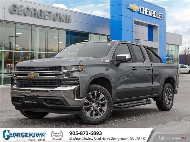 2019 Chevrolet Silverado 1500 LT (Stk: 28484) in Georgetown - Image 1 of 27