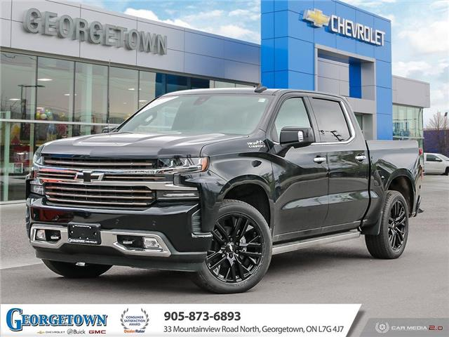 2019 Chevrolet Silverado 1500 High Country (Stk: 29155) in Georgetown - Image 1 of 27