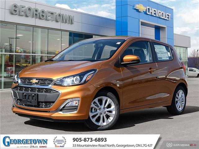 2019 Chevrolet Spark 1LT CVT (Stk: 27974) in Georgetown - Image 1 of 27