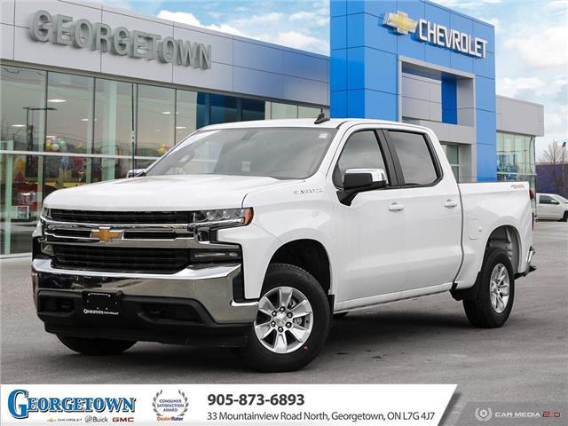 2019 Chevrolet Silverado 1500 LT (Stk: 29156) in Georgetown - Image 1 of 27
