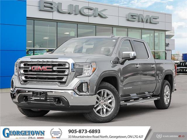 2020 GMC Sierra 1500 SLT (Stk: 30416) in Georgetown - Image 1 of 27