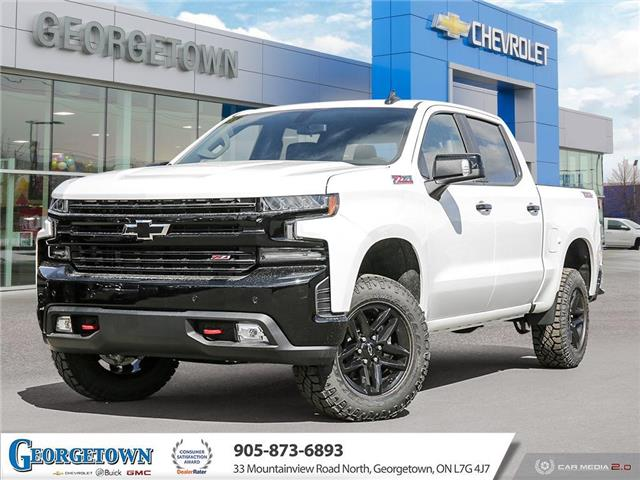 2020 Chevrolet Silverado 1500 LT Trail Boss (Stk: 30568) in Georgetown - Image 1 of 27