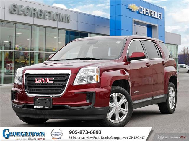 2017 GMC Terrain SLE-1 (Stk: 23217) in Georgetown - Image 1 of 27