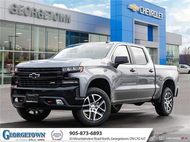 2020 Chevrolet Silverado 1500 LT Trail Boss (Stk: 31143) in Georgetown - Image 1 of 26