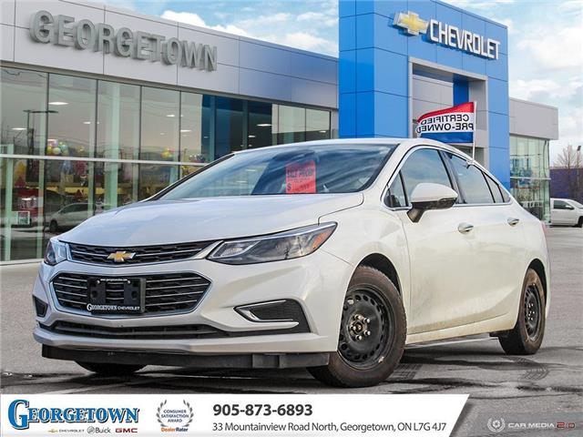 2016 Chevrolet Cruze Premier Auto (Stk: 22106) in Georgetown - Image 1 of 27