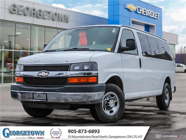 2007 Chevrolet Express LT 1GAHG35U271238571 20789 in Georgetown