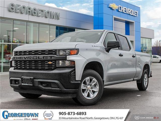 2020 Chevrolet Silverado 1500 Work Truck (Stk: 31180) in Georgetown - Image 1 of 26