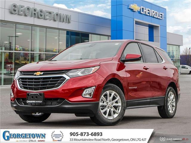 2020 Chevrolet Equinox LT (Stk: 31166) in Georgetown - Image 1 of 26
