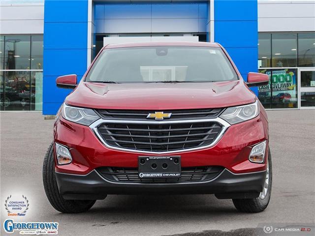 2020 Chevrolet Equinox LT (Stk: 31166) in Georgetown - Image 2 of 26