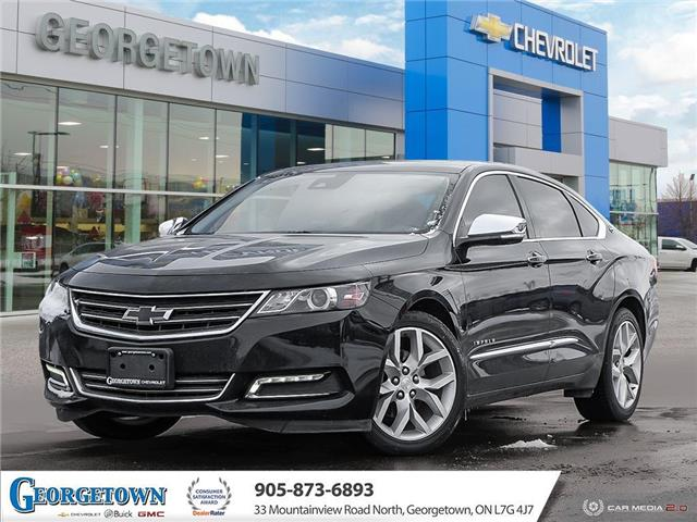 2015 Chevrolet Impala 2LZ (Stk: 20833) in Georgetown - Image 1 of 29