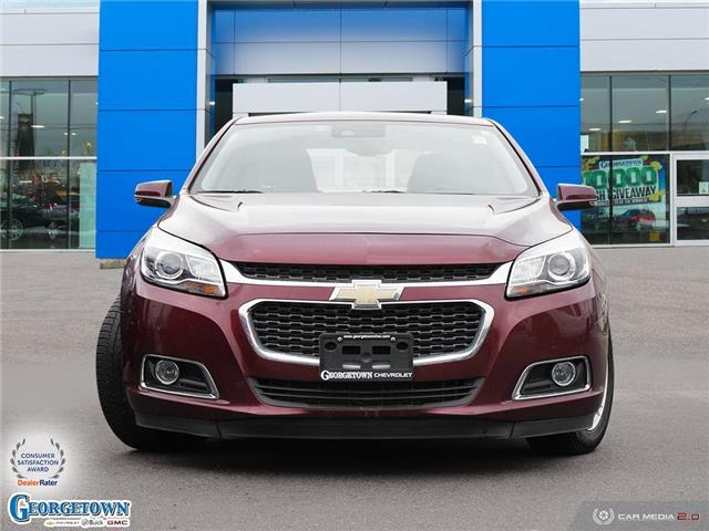 2015 Chevrolet Malibu 2LZ (Stk: 20164) in Georgetown - Image 2 of 28