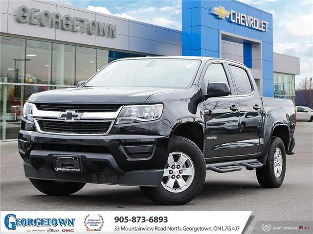 2018 Chevrolet Colorado WT (Stk: 26574) in Georgetown - Image 1 of 27