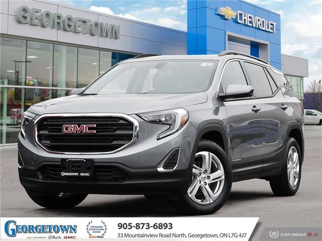 2018 GMC Terrain SLE (Stk: 25804) in Georgetown - Image 1 of 27