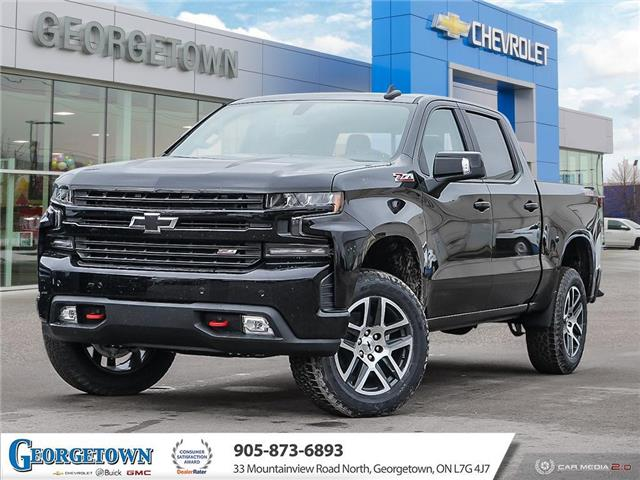 2020 Chevrolet Silverado 1500 LT Trail Boss (Stk: 31247) in Georgetown - Image 1 of 27