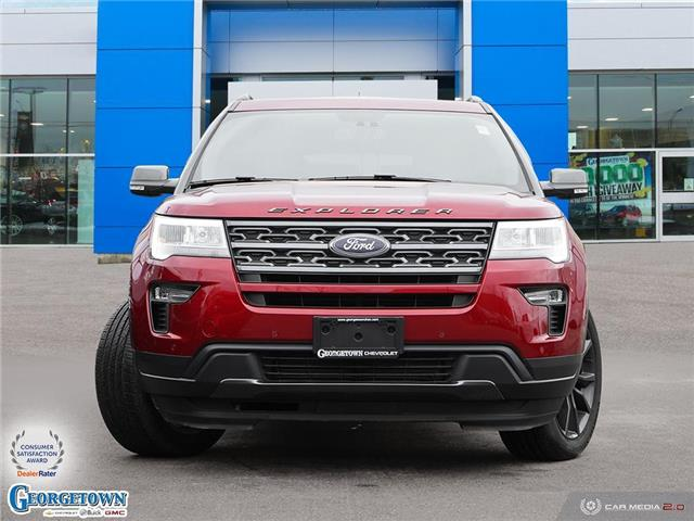 2019 Ford Explorer XLT (Stk: 31227) in Georgetown - Image 2 of 27