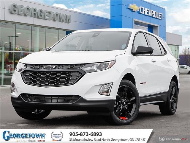 2020 Chevrolet Equinox LT (Stk: 31316) in Georgetown - Image 1 of 27