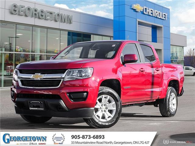 2019 Chevrolet Colorado LT (Stk: 31352) in Georgetown - Image 1 of 27