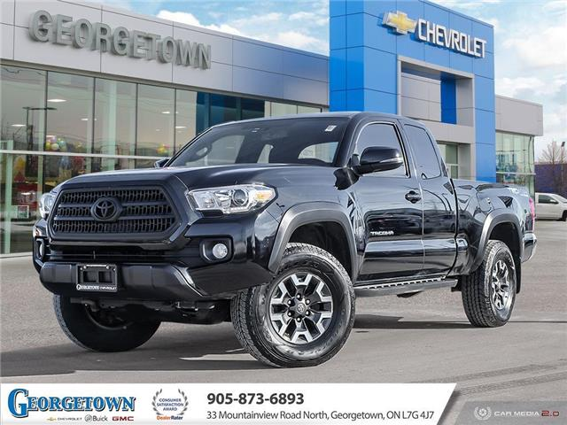 2017 Toyota Tacoma SR5 (Stk: 31332) in Georgetown - Image 1 of 28