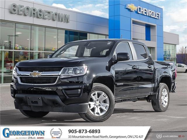 2019 Chevrolet Colorado LT (Stk: 31345) in Georgetown - Image 1 of 26