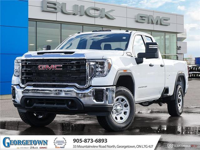 2020 GMC Sierra 2500HD Base (Stk: 31348) in Georgetown - Image 1 of 27