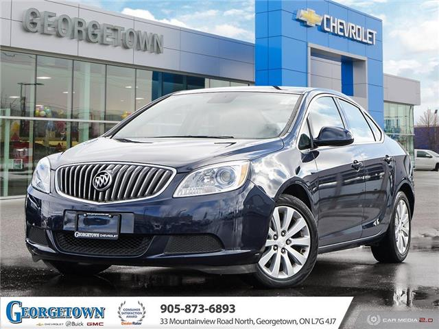 2016 Buick Verano Base (Stk: 31372) in Georgetown - Image 1 of 26