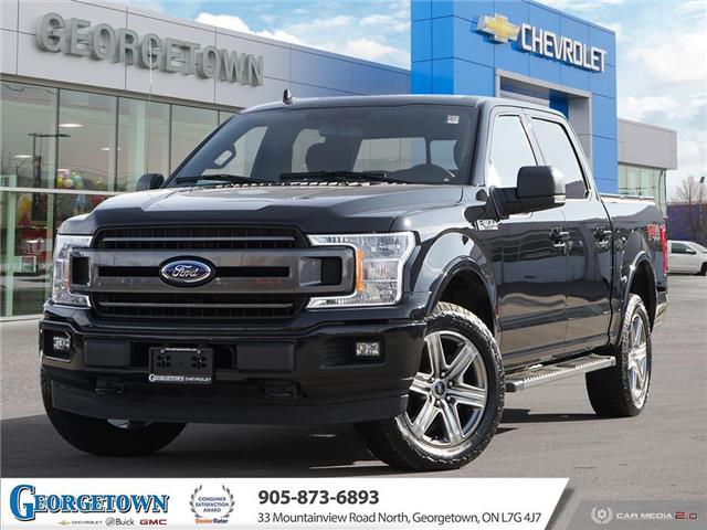 2018 Ford F-150 XLT (Stk: 31376) in Georgetown - Image 1 of 27
