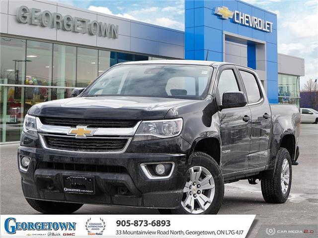 2020 Chevrolet Colorado LT (Stk: 31443) in Georgetown - Image 1 of 27