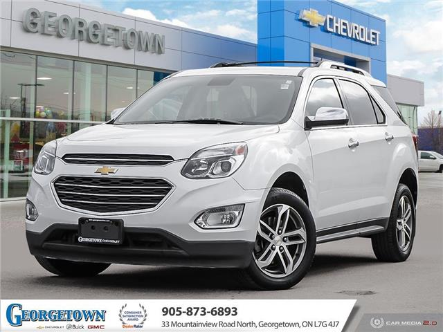 2016 Chevrolet Equinox LTZ (Stk: 30168) in Georgetown - Image 1 of 26