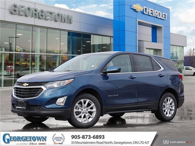 2020 Chevrolet Equinox LT (Stk: 31509) in Georgetown - Image 1 of 25