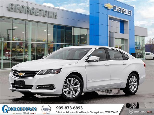 2019 Chevrolet Impala 1LT (Stk: 31498) in Georgetown - Image 1 of 27