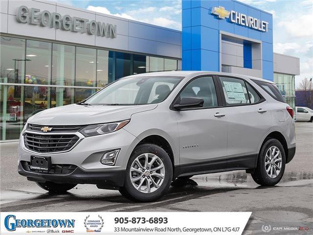 2020 Chevrolet Equinox LS (Stk: 31508) in Georgetown - Image 1 of 26
