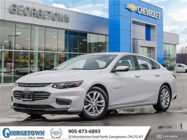 2017 Chevrolet Malibu 1LT (Stk: 27433) in Georgetown - Image 1 of 27