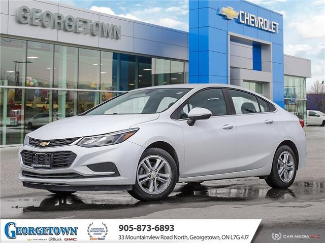 2017 Chevrolet Cruze LT Auto (Stk: 23535) in Georgetown - Image 1 of 26