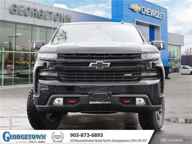 2020 Chevrolet Silverado 1500 LT Trail Boss (Stk: 31506) in Georgetown - Image 1 of 27