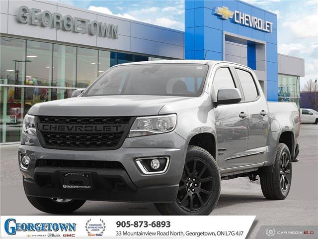 2020 Chevrolet Colorado LT (Stk: 31544) in Georgetown - Image 1 of 27