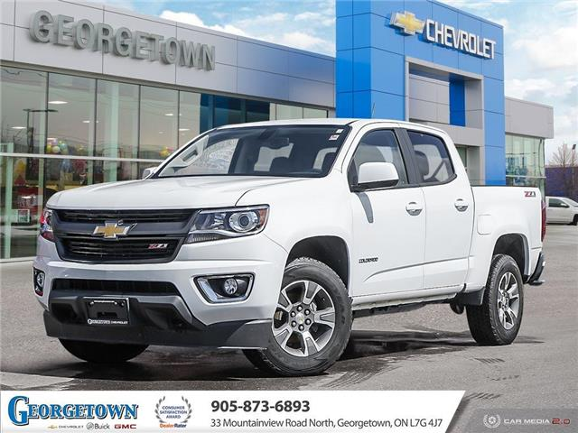 2020 Chevrolet Colorado Z71 (Stk: 31625) in Georgetown - Image 1 of 27