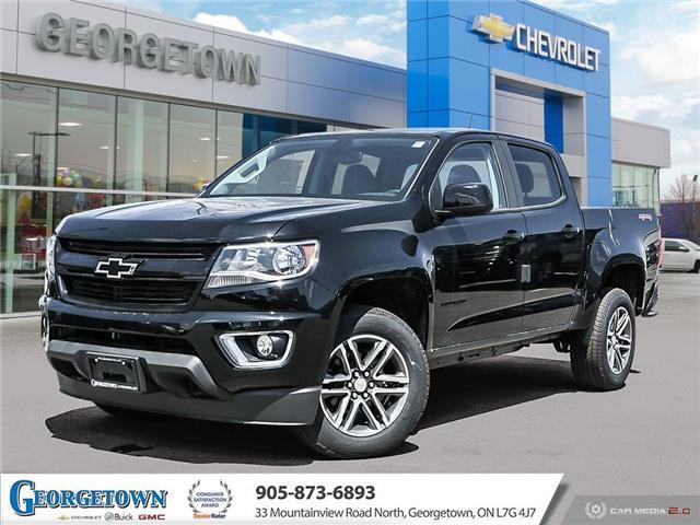 2020 Chevrolet Colorado WT (Stk: 31563) in Georgetown - Image 1 of 27