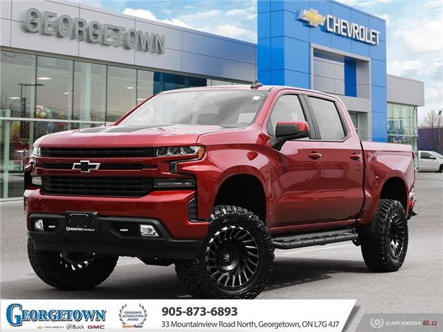 2019 Chevrolet Silverado 1500 RST (Stk: 29516) in Georgetown - Image 1 of 27