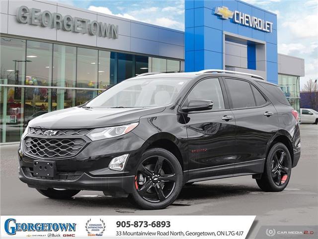 2020 Chevrolet Equinox Premier (Stk: 31729) in Georgetown - Image 1 of 27