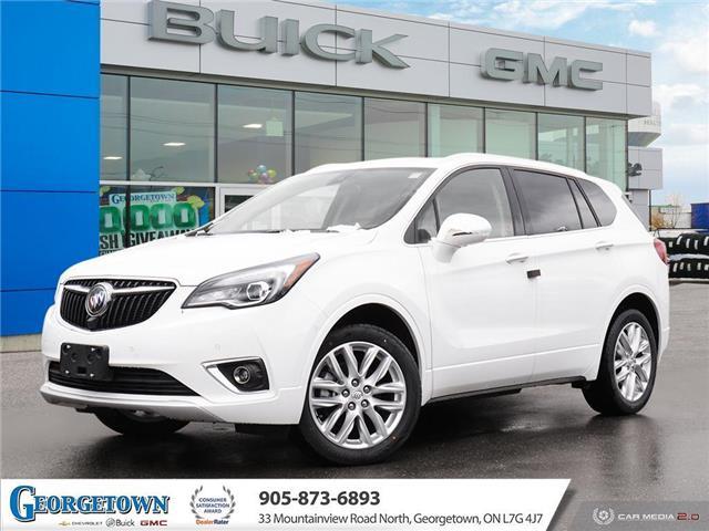 2020 Buick Envision Premium II (Stk: 31596) in Georgetown - Image 1 of 27